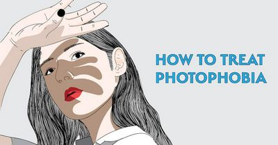 Do You Have Photophobia?